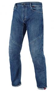 Jeans moto Dainese Connect regular blu denim