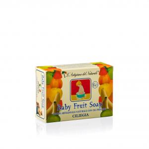 Sapone Naturale Baby Fruit Ciliegia Bio
