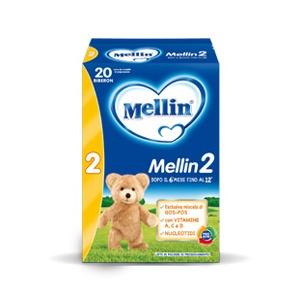 MELLIN 2 - LATTE IN POLVERE 700 G