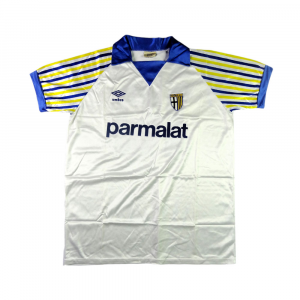1989-90 Parma Maglia Home #10 Match worn (Top)