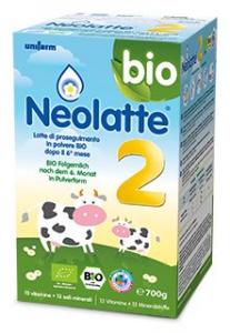 NEOLATTE 2 - LATTE DI PROSEGUIMENTO IN POLVERE 700 G