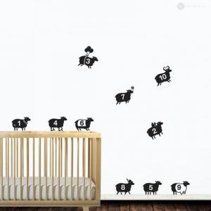 Conta le pecore e...dormi!
