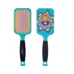 Bifull Racket Hair Brush Lotto