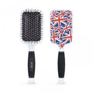Bifull Racket Hair Brush Union Jack