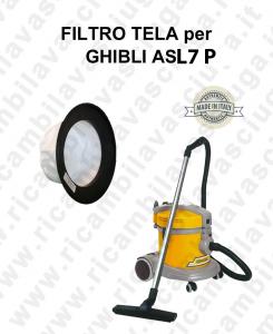 ASL7 P FILTRO TELA PER aspirapolvere GHIBLI