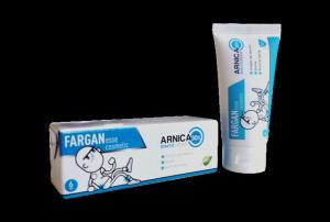 FARGANesse Ematocream Cosmetic Bio utile nei traumi e nelle contusioni