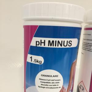 PH minus 1,5 kg