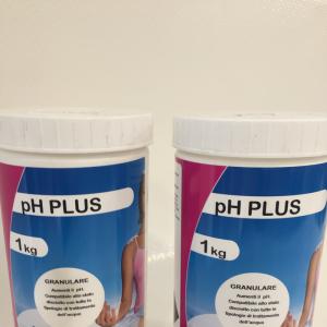 PH plus 1 kg