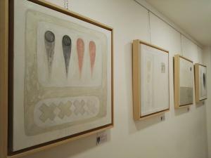 Tele 50x100 x 4 cm in Misto Cotone Gallery - Tele per Pittura - profilo 4 cm Bianche Linea 40