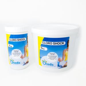 Cloro Shock 5 Kg (pasticche da 20 gr.)
