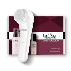 EUPHIDRA FILLER SUPREMA E SONIC LED SYSTEM - FILLER E ANTI-AGE