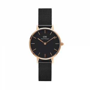 DANIEL WELLINGTON-Classic Petite Ashfield 28 mm.Orologio da donna