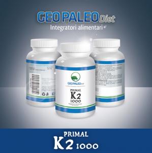 OFFERTA 26+4 Primal K2 1000 - Vitamina K2/MK7