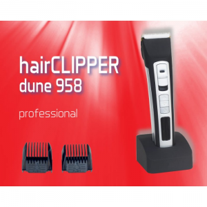 Dune 90 - Hair Clipper Dune 958 - Tosatrice Professionale