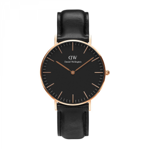DANIEL WELLINGTON-Classic Sheffield 36mm.Orologio unisex