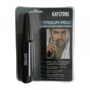 KAY STORE - Trimmer Hair Nose - Taglia Peli
