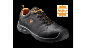 Scarpa antinfortunistica HOLLER - Produzione Diadora - H-BATTLE S3 LOW-SRC - NERO