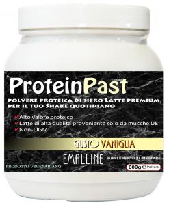 Protein PAST - Shake Proteico gusto Vaniglia 600gr