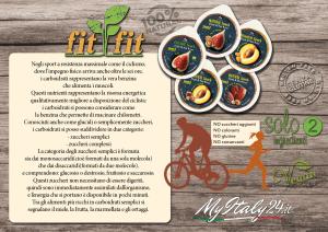NUOVO SNACK - Monoporzione di Albicocca e Mandorla - Senza zuccheri e conservanti!