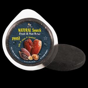 NUOVO SNACK - Monoporzione di Dattero, cacao e Nocciole - Senza zuccheri e conservanti!
