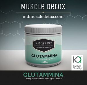OFFERTA 18+2 pezzi Glutammina KYOWA QUALITY - Impedisce il Catabolismo Muscolare e Stimola l' Ormone della Crescita