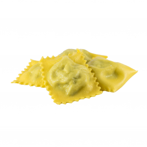 Ravioli freschi Ricotta e Spinaci - 300gr