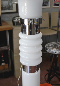 Lampada vintage Birillo Mazega
