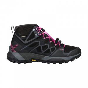 Scarpa trekking MONTURA CONNECT MID GTX  Black/Fluo Sugar Pink