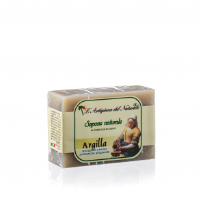 Sapone Naturale Argilla