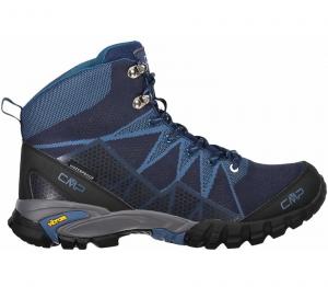 Scarpa trekking CMP TAURI MID Black Blue
