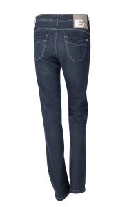 Jeans moto donna Esquad Medi SD blu