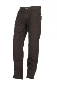 Jeans Esquad Milo con inserti in fibra Aramidica grigio bronzo