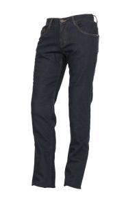Jeans Esquad Milo con inserti in fibra Aramidica blu