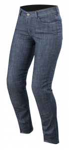 Jeans donna Alpinestars STELLA COURTNEY washed Blu chiaro
