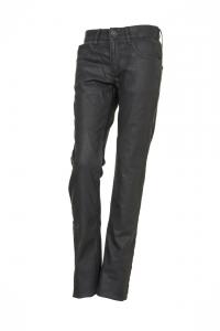 Jeans donna Esquad Silva con inserti in fibra Aramidica grigio olio