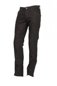 Jeans Esquad Milo con inserti in Kevlar nero