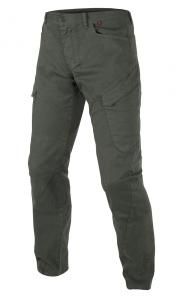 Pantaloni moto Dainese Kargo verde militare