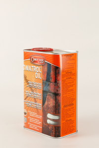 Owatrol Oil - Antiruggine Trasparente Penetrante