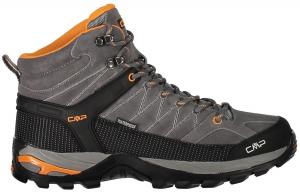 Scarpa trekking CMP RIGEL MID Grigio/Arancio