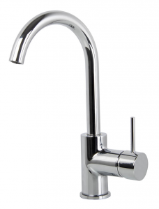 MISCELATORE LAVABO SERIE SPILLO UP - F3041