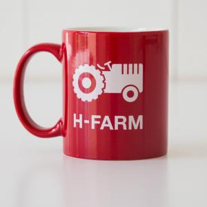 Tazza H-FARM Trattore
