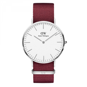 DANIEL WELLINGTON-Classic Roselyn 40mm.Orologio da uomo