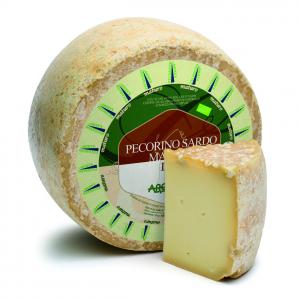 Organic mature Pecorino Sardo cheese PDO - 200g