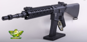 BOLT - B4 MK12 FIXED STOCK NERO - EBB