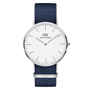DANIEL WELLINGTON-Classic Bayswater 40mm.Orologio da uomo