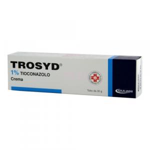 TROSYD CREMA - A BASE DI TIOCONAZOLO