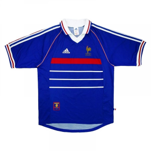 1998 France shirt Home XL