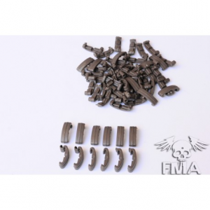 FMA Larue IndexClips, 60 Piece Set (OD)