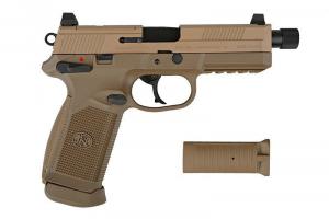FN FNX-45 Tactical Dark Earth Gas