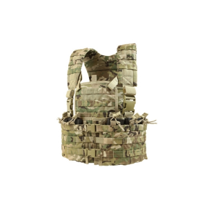 Gilet Modulare Chest CS Multicam